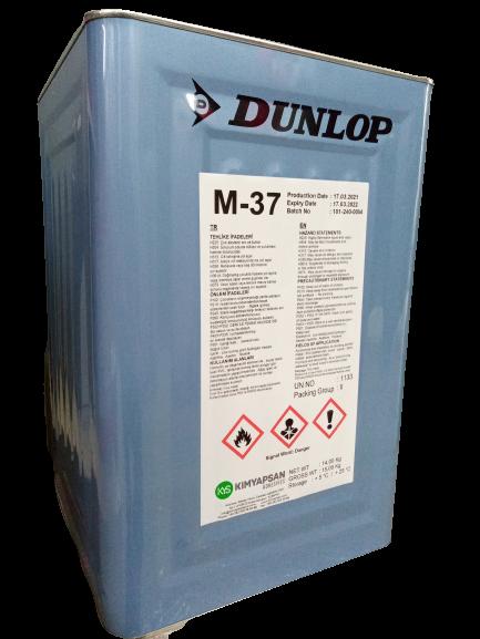 Dunlop M-37 Yapıştırıcı 15 KG