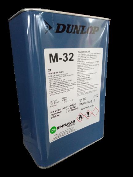 Dunlop M-32 Yapıştırıcı 3 KG
