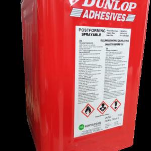 Dunlop Postforming Yapıştırıcı 14.5 KG