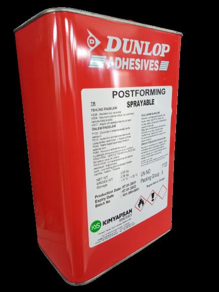 Dunlop Postforming Yapıştırıcı 3 KG