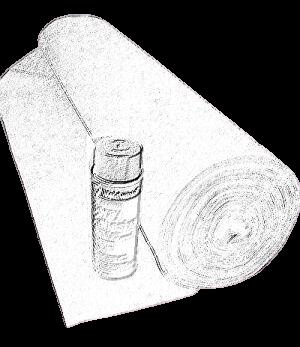 Örnek top kumaş